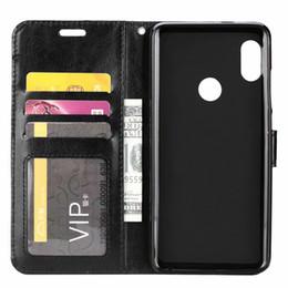 2019 billige wasserdichte handys Fälle für Samsung S10 e plus Crazy Horse Brieftasche Leder PU TPU Handy Cover Case für Samsung A10 A30 A40 A50 A70 M10