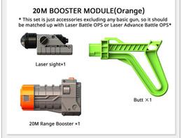 kit di ingranaggi in plastica Sconti Modulo ripetitore Silverlit 15M / 20M Componente per pistola laser fucile di precisione Accessori infrarossi giocattolo bambini elettrici