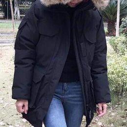 2019 abkühlen männer jacke Winter Lange Daunenjacke Parkas Männer Hoodies Jacke Marke Modedesigner Dicke Daunen Outwear Mantel Outdoor Mann Warme Kühle Mäntel Outlet günstig abkühlen männer jacke
