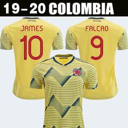 3c96e0af7 Jerseys futbol en Ligne-Nouveaux maillots de football de la Colombie 2019  Copa América Colombie