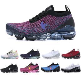 2019 мигающие кроссовки 2019 moc 3.0 Throwback Future Flash Crimson Blue Fury для мужчин Женщины кроссовки дышат трикотажные сетки кроссовки воздушные виды спорта дешево мигающие кроссовки