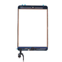 samsung tab branco Desconto OEM AAAA substituição do painel de toque para a tela do iPad Mini 3 Toque digitador Assembléia Início botão Home Flex Cable + IC + etiqueta adesiva