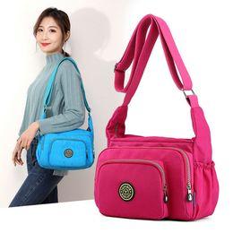 bolsas de fraldas femininas Desconto 7 cores Moda casual mulheres designer de mão sacos Multi-função de Grande Capacidade Bolsas Mãe designer de viagem saco de Enfermagem fralda sacos