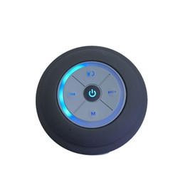 2019 Q9 Etanche Sucker Bluetooth 4.1 Boîte de haut-parleur Sans fil Mini carte plug-in plug-in Salle de douche pour véhicule Petite radio FM, cadeau électronique ? partir de fabricateur