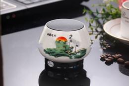 Produttori Audio producono regali personalizzati con amplificatore di potenza in ceramica Bluetooth con alta qualità del suono da