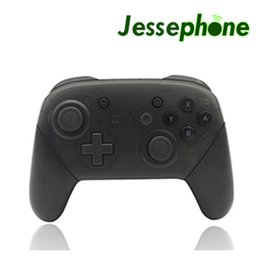 Controllo del gioco di bluetooth online-Telecomando senza fili del joystick di Joypad del regolatore del gioco del bluetooth per la console di commutatore di Nintendo 10pcs DHL