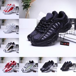 Max masculin en Ligne-Nike Air Max Tailwind IV 4 TN Plus Supreme Shoes Plus OG Ultra SE Pack Chaussures Homme SUP Sport Baskets Sport Noir Blanc Femmes Tailwind 4 Baskets