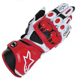 2019 revit moto Montar motocross guantes de cuero Guantes de caballero / Motociclismo bicicleta al aire libre PRO 001