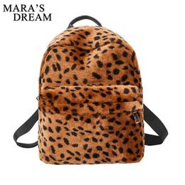vintage style leinwand rucksack Rabatt Maras Traum Adrette Weibliche Rucksäcke Vintage Leopardenmuster Bookbags Leinwand Schultasche Teenager Mädchen Reise Rucksack Taschen
