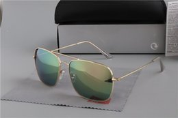 2019 aviador Ray Óculos de sol Vintage Pilot Marca Banda UV400 Proteção Bans das mulheres dos homens Homens Mulheres Ben óculos wayfarer sol com caixa caso 3549 de Fornecedores de óculos de sol verde seta