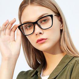 8b6af098ad0 Women Acetate Optical Eyeglasses Stylish Female Spectacles for Prescription  Glasses Optical Frame Fashion Styles 97330 Eyewear