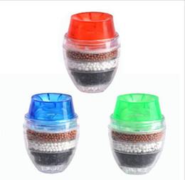 Mini grifos de agua online-Hogar Hogar Cocina Mini Grifo Grifo Filtro Limpiador de agua Purificador de cartucho DHL Free