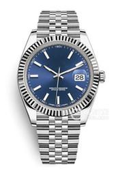 2019 relógios de luxo de luxo 2019 Luxo mulheres 36mm de aço inoxidável sólido movimento de fecho automático 2813 Relógio Mecânico Big Data presidente Desinger Mens Relógios