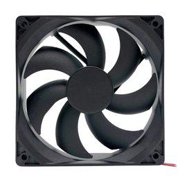 2019 источник питания вентилятора охлаждения 12v TOP F12025 120мм Компьютер охлаждающий вентилятор 12V Desktop PC Case Fan Cooler 4-контактный разъем для корпуса компьютера / питания дешево источник питания вентилятора охлаждения 12v