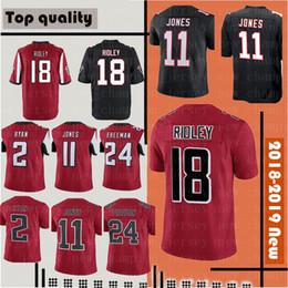 343c68f56 Atlanta Jersey Falcons 11 Julio Jones Men 2 Matt Ryan 24 Devonta Freeman 18  Ridley 21 Deion Sanders Football Jerseys