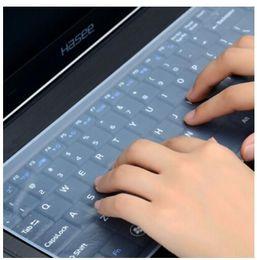 2019 capa de capa de silicone macbook pro Impermeável Laptop teclado película protectora 15 laptop tampa da tampa do teclado notebook teclado à prova de pó de silicone filme