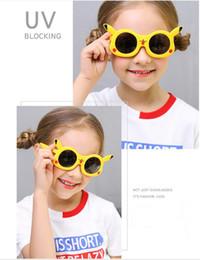 2019 i più nuovi stili di vetro Il più nuovo credo Occhiali da sole in silicone per bambini moda occhiali polaroid Pikachu styling bel materiale di protezione ambientale Trasporto veloce. sconti i più nuovi stili di vetro