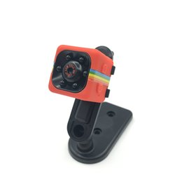 gravador de vídeo micro sem fio Desconto 2019 portátil SQ11 HD 1080p Car Home CMOS Sensor Night Vision filmadora Mini DV DVR Camera Recorder Movimento Camcorde
