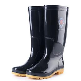 Donne rainboots moda alti stivali da pioggia di stile dell'Inghilterra stivali impermeabili Welly Ginocchio-alti gomma rainboots scarpe d'acqua rainshoes da