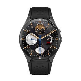 2019 pantalla táctil redonda reloj deportivo 3G Smart Watch de alta definición Pantalla redonda 3G Smart Sports Watch Pantalla táctil Teléfono inteligente para hombres pantalla táctil redonda reloj deportivo baratos