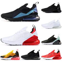 marrone scarpe di moda Sconti Nike air max 270 270s THROWBACK FUTURE scarpe da corsa per uomo donna Triple Nero Bianco BARELY ROSE rosso marrone moda uomo scarpe da ginnastica sneakers sportive