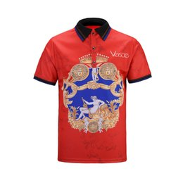64045532ca Chinese 2019 Nne Mens Brand Golf Polo Shirt Spring Luxury Italy T-Shirt  Designer Polo