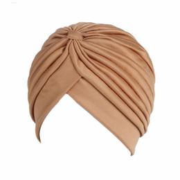 fascia di turbante hijab Sconti LARRIVED Musulmano Croce Sciarpa Inner Hijab Cap Islamic Head Wear Hat Fascia Turbante Head Sciarpa Headwrap Donna Musulmano Hijab