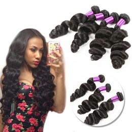 2019 paquetes trata de tejido de pelo indio Indian Straight Hair 5 Bundle Deal 10-28 pulgadas Remy Hair Weave Color natural Envío gratis 100% paquetes de cabello humano paquetes trata de tejido de pelo indio baratos