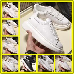 haut cuir Promotion 19ss luxueux bas prix designers hommes et femmes chaussures de sport en cuir de haute qualité chaussures de sport ace rose rouge velours chaussures de sport taille 35-44