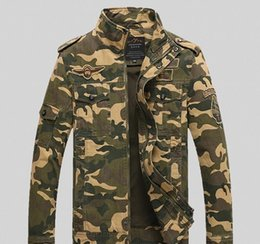 HOT Militär tarnt Jacken der Männer 2017 amerikanische Armee Camouflage Jacke Männer American Military Kleidung Chaqueta Hombre Ca
