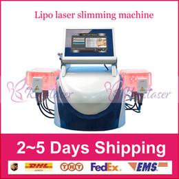 2019 салон идеальный 10pcs пусковая площадка ZERONA диод lipo лазер lipolaser уменьшая машину потери веса оборудования