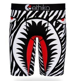 maillot de bain super body Promotion tim 2020 dryinge rapide coton requin Ethika boxeurs hommes Cuecas boxeurs de marca boxers sous-vêtements hommes longue sye37s de boxeur