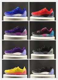 sale retailer 0c9ea 70198 2018 AAA + Qualität Kobe 5 EP Venomenom Venomenon V Classi Schuhe für Herren  KB Zoom 5s Navy Südküste Oreo USA Rot Freizeitschuhe Größe 40-46 rabatt  koba ...