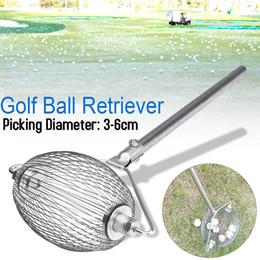 Съемный держатель для мяча для гольфа 3-6см из нержавеющей стали от