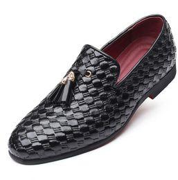 Men s dressing shoes italian online-Männer Kleid Schuh Mönch Riemen formalen Schuh Oxford Schuhe für Männer italienische Marke Herren Kleid Schuhe Calzado Männer Hochzeit Schuhe g5.87