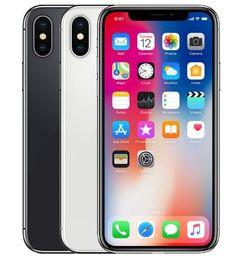 2019 bar barato gsm bar Goophone ix reconocimiento facial Carga inalámbrica 4g lte Octa Core Real 2G Ram 32G Rom Show 256Gb Goophone X Unlocked