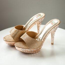 2019 stiletto schuhe zum verkauf Frauen high-heel schuhe party hausschuhe heißer verkauf beiläufige einzelne schuhe wilde sandalen stiletto slip-on damen hause hausschuhe 10 günstig stiletto schuhe zum verkauf