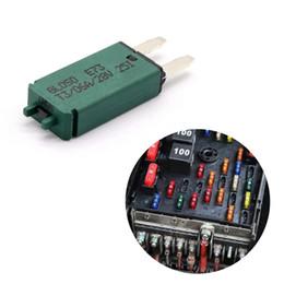 DC 12V-24V 40//80 Amp In-Line Circuit Breaker Stereo Audio Car RV Protection Fuse
