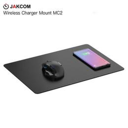 Rilievo del mouse del resto del polso del silicone online-JAKCOM MC2 Wireless Mouse Pad caricatore vendita calda in tappetini per mouse polsi appoggia come silenziatore di silicio pet s8 gps android smart watch