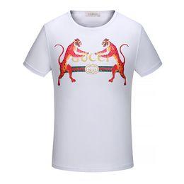 ropa deportiva s estrella Rebajas 2018 Marca de moda Camiseta deportiva de los hombres de manga corta suelta camiseta igual camiseta tamaño código 4XL Star ropa