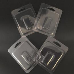 Vapor Pod al dettaglio Confezione in plastica Clam Shell per capsule JUUL Ultra portatile Vape Pen Cartuccia vuota Baccelli olio COCO SMOKING da