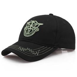 Cappelli da sole regolabili ricamati ricamati 3D del cappello del berretto da baseball di liberazione delle forze speciali degli Stati Uniti dell'esercito degli Stati Uniti da