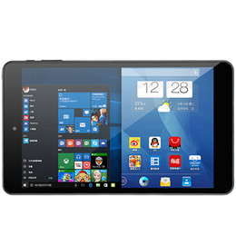 hd tabletas de cuatro núcleos Rebajas Pipo W2PRO Tablets PC 8 '' Pantalla Full HD IPS Windows 10 Android 5.1 Intel Cherry Trail Z8350 Quad Core 2GB + 32GB Tabletas de doble cámara