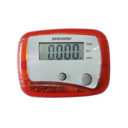 Laufschritt kalorien-schrittzähler online-Digitaler Schrittzähler Walking Step Distance Kalorienzähler Run Fitness Belt