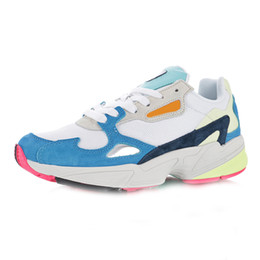 shoes 14 running Promo Codes - Originals Falcon W Running Shoes designer sports sneakers runner for women men shoes casual traners luxury 14 color