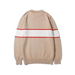 2019 poncho de malha marrom Mulheres Designer Sweater Luxo Outono-Inverno das mulheres Marca vestidos de camisola letra impressa Streetwear Vestidos Mulheres roupas tamanho M-2XL