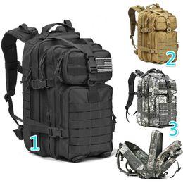 40L Tactical Assault Pack Sac À Dos Armée Molle Étanche Bug Out Sac Petit Sac À Dos pour Randonnée En Plein Air Camping Chasse ? partir de fabricateur