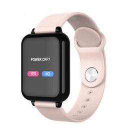 B57 Montre Intelligente Étanche Moniteur de Fréquence Cardiaque Pression Artérielle Plusieurs Mode Sport Smartwatch Femmes Wearable Watch Hommes Smart Clock ? partir de fabricateur