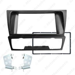 2019 ford dash kit Stereo 2DIN Car Radio painel de bordo Quadro Para BMW 3-Series (E90 / 91 / E92 / E93) 2004-2012 Montagem traço DVD Quadro Fitting Kit guarnição # 5045