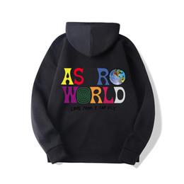 Astroworld Travis Scott cantante con cappuccio da uomo e maglie delle donne degli uomini hoodie Street e felpe con cappuccio delle donne il trasporto libero da ginocchiere in nylon fornitori